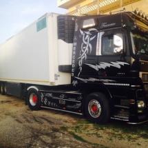 gommista camion