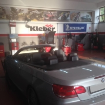 cambio gomme bmw 335i