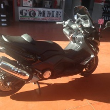 gommista scooter